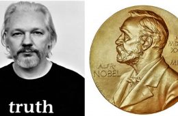 Nobel Peace Prize Hypocrisy | Why Julian Assange Not Awarded Prize But Russian & Philippines Journalists Are For Exposing Freedom Abuses in Their Countries?